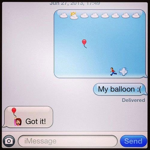 Funny Text with Emojis Best Of 23 Clever and Funny Use Of Emojis