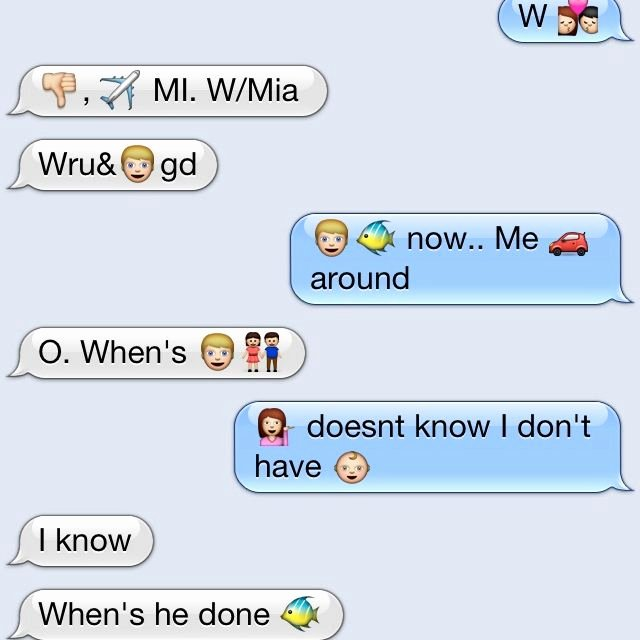 Funny Text with Emojis Best Of Best Emoji Conversation Ever Love and Funny