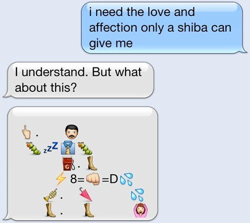Funny Text with Emojis Best Of the Scariest Iest Emoji Creation Ever Failbook