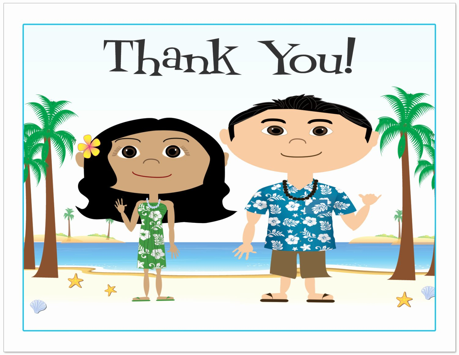 Funny Thank You Messages Beautiful Hawaii Wedding Thank You Notes Wedding Thank You Cards Funny