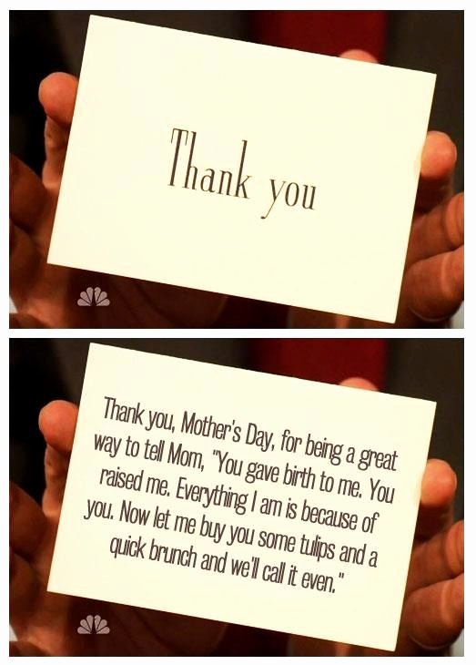 Funny Thank You Messages Elegant Oh Jimmy Fallon Lol Thank You Cards