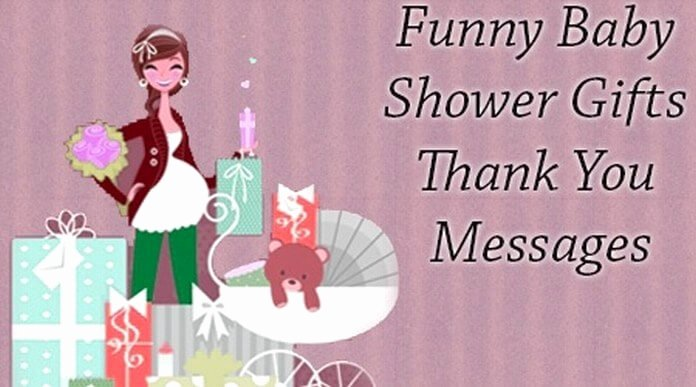 Funny Thank You Messages Lovely Baby Shower Messages — Page 2