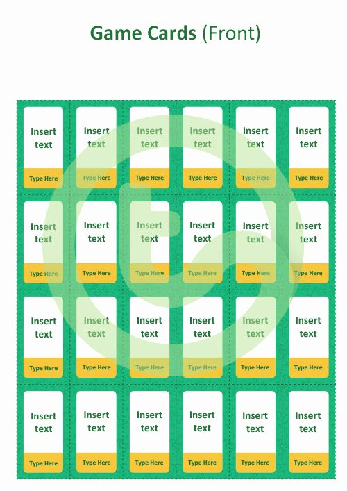 Game Templates for Teachers Elegant Editable What S My Card Board Game Template Teaching
