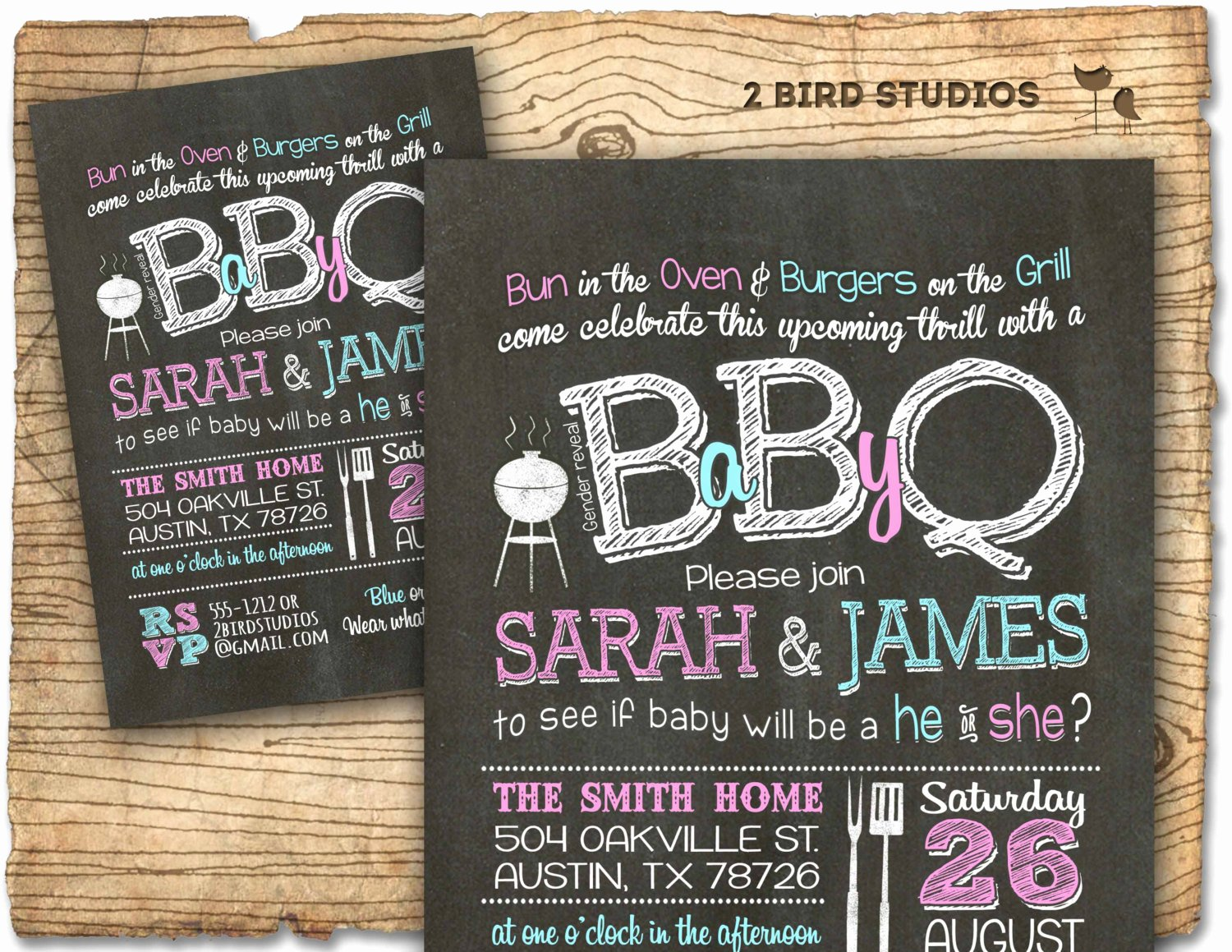 Gender Reveal Bbq Invitations Lovely Bbq Gender Reveal Invitation Babyq Gender Reveal He or She