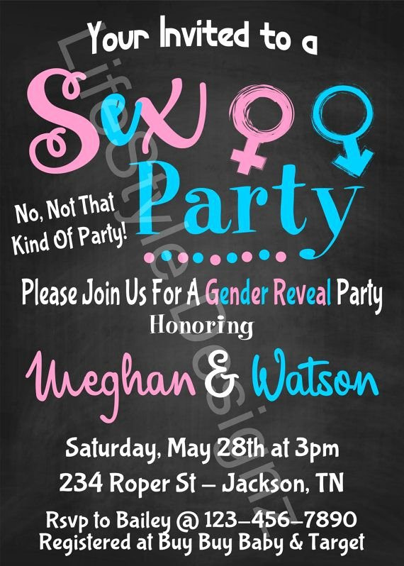 Gender Reveal Invitation Ideas Fresh 25 Best Ideas About Gender Reveal Announcement On