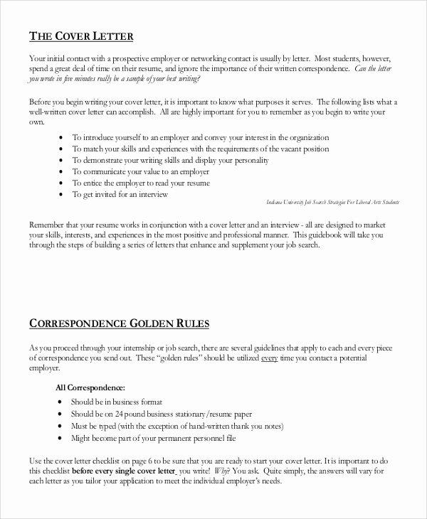 Generic Cover Letter Sample Elegant Generic Cover Letter Samples Examples Templates 8