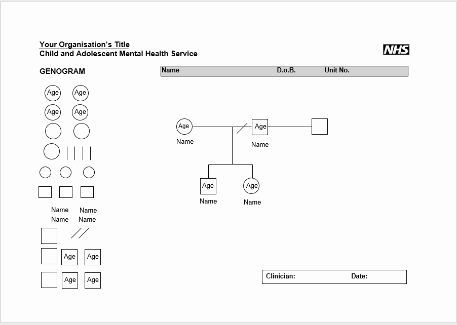Genogram Template Microsoft Word Best Of 8 Free Genogram Diagram Templates Ms Word Templateshub