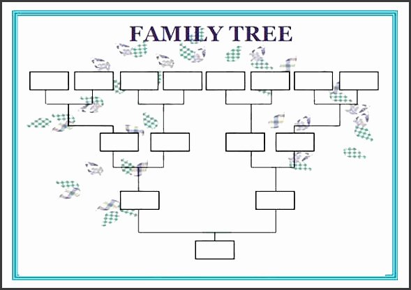 Genogram Template Microsoft Word Elegant 11 Genogram Printable Sampletemplatess Sampletemplatess
