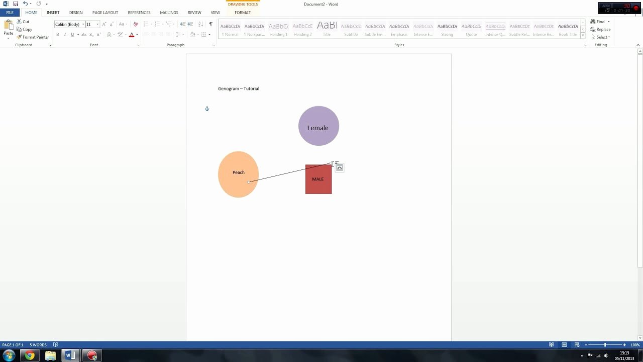 Genogram Template Microsoft Word Fresh Genogram & Eco Map Tutorial Microsoft Word