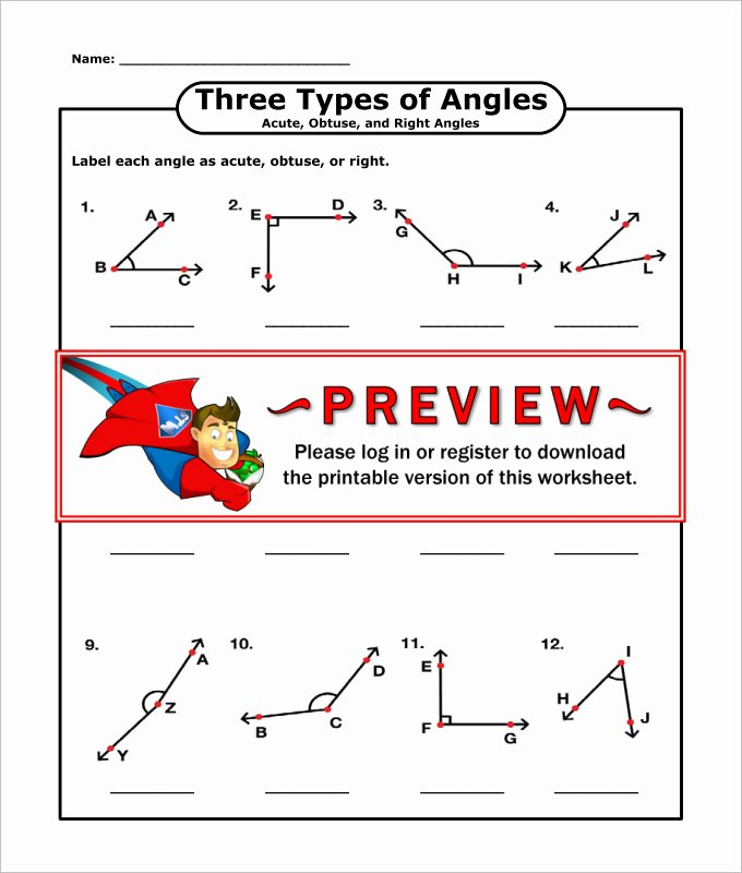Geometry Worksheets High School Elegant 16 Sample High School Geometry Worksheet Templates
