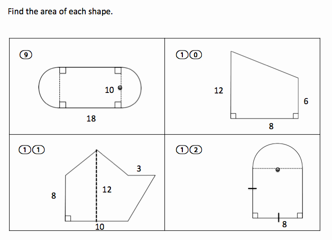 Geometry Worksheets High School Fresh Teaching High School Math High School Geometry area