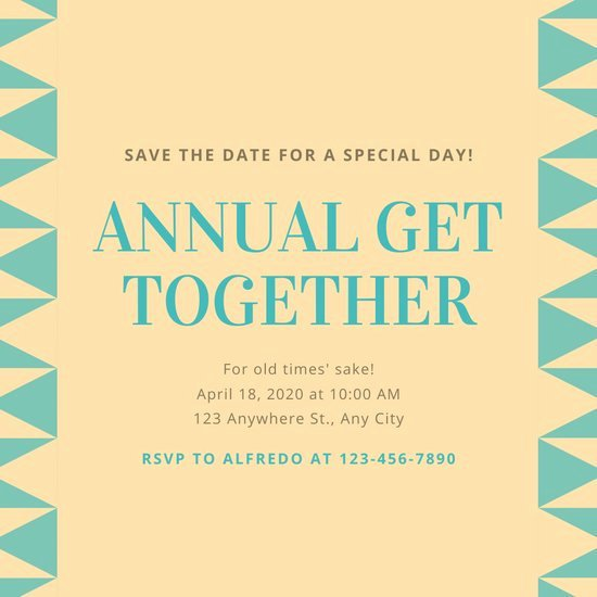 Get together Invitation Wording Samples Beautiful Customize 36 Get to Her Invitation Templates Online Canva