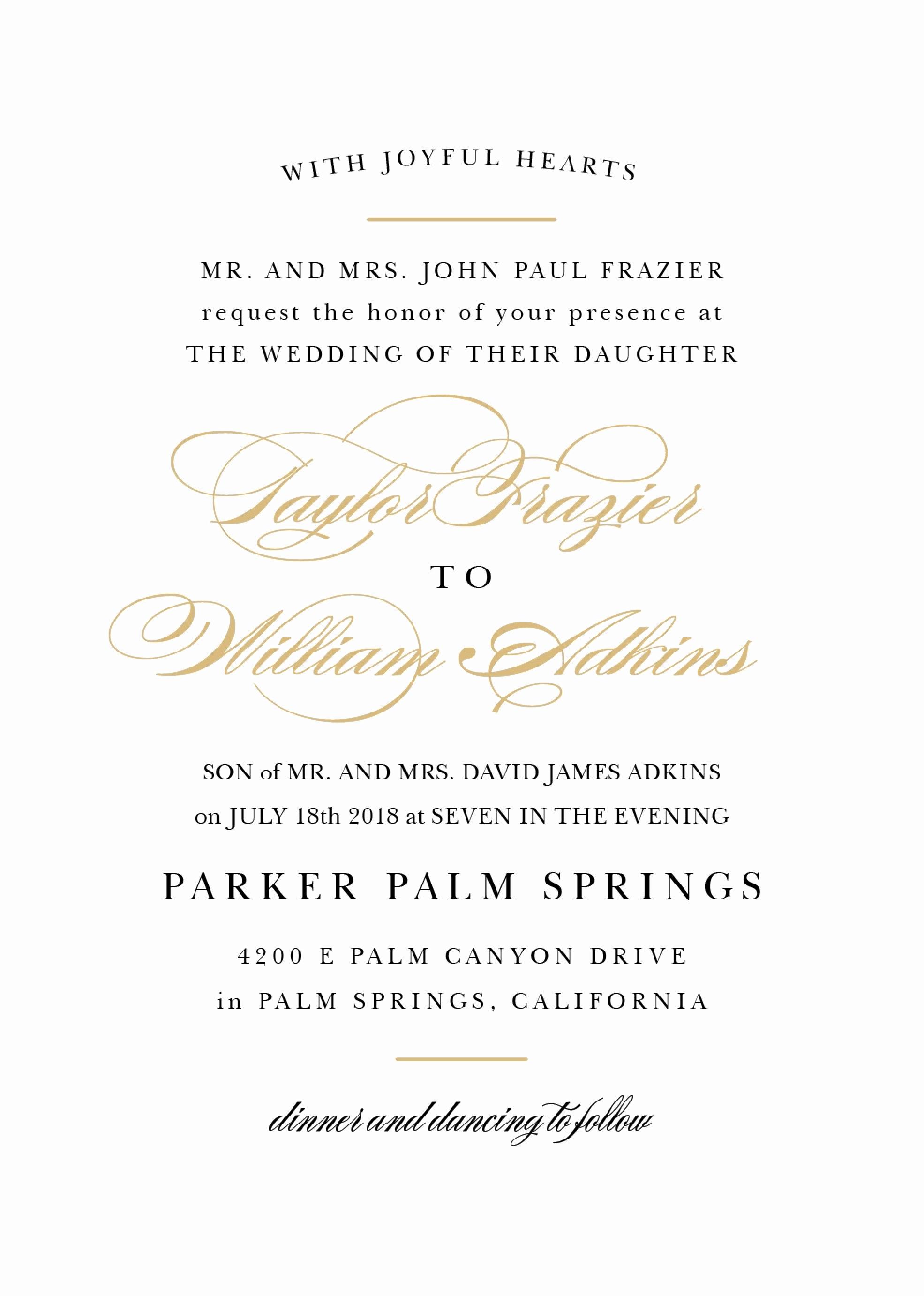 Get together Invitation Wording Samples Fresh Wedding Invitation Wording Samples
