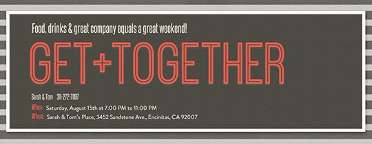 Get together Invitation Wording Samples Lovely Free Family Gathering Line Invitations