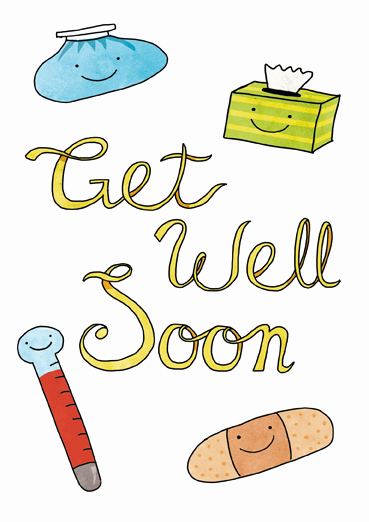 Get Well soon Cards Templates Beautiful Get Well soon Friends Ecard by Claire Lordon