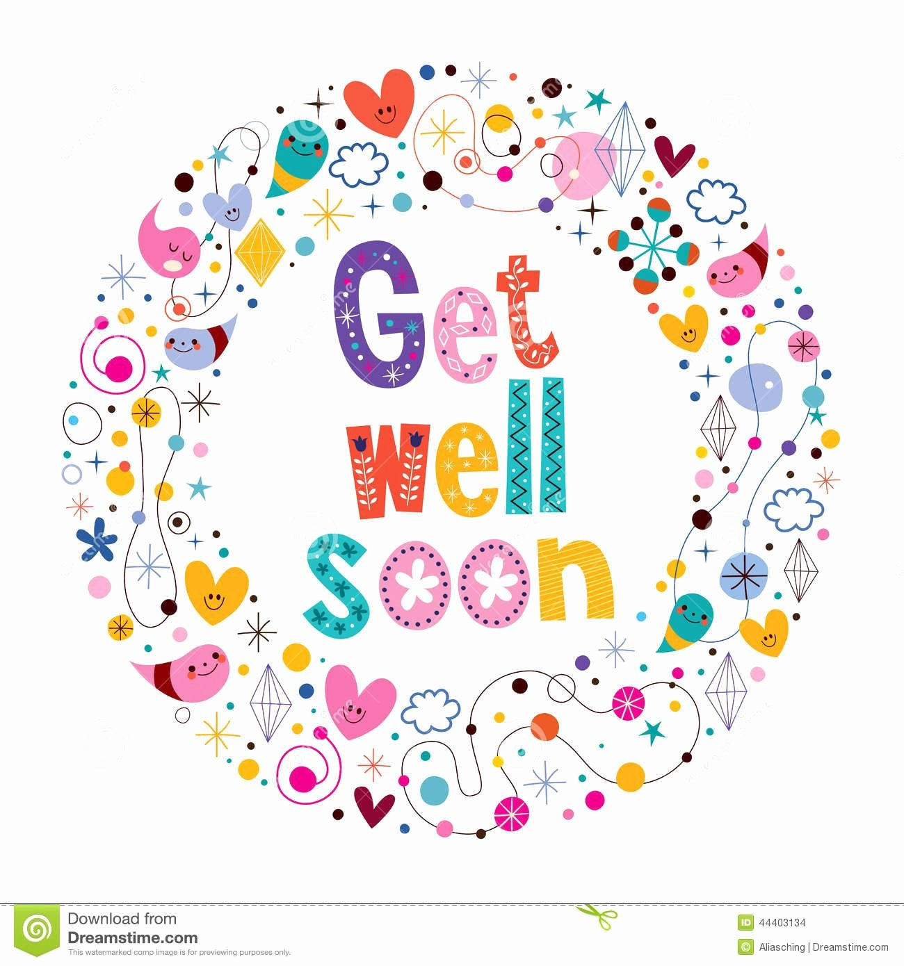 Get Well soon Cards Templates New Get Well soon