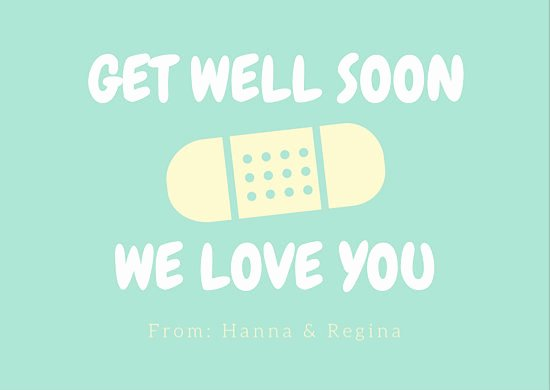 Get Well soon Cards Templates New Love Card Templates Canva