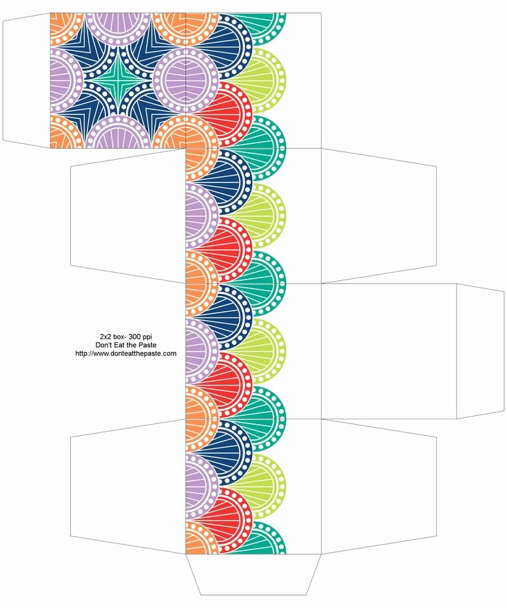 Gift Box Template Printable Beautiful 327 Best Free Gift Box Templates Images On Pinterest