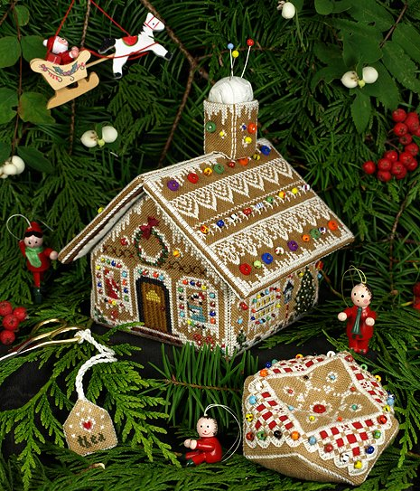 Ginger Bread House Patterns Beautiful Gingerbread Village