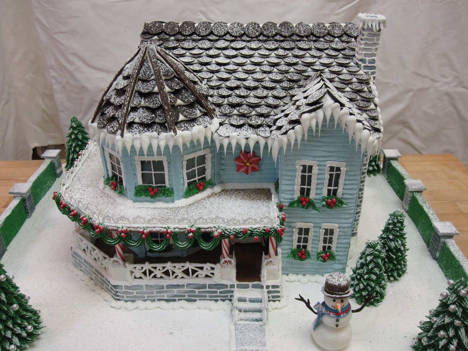 Ginger Bread House Patterns Best Of Miniature Gingerbread Houses On Pinterest