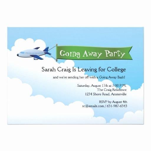 Goodbye Party Invitation Wording Awesome 16 Best Bon Voyage Images On Pinterest