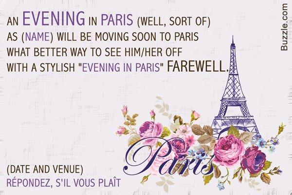 Goodbye Party Invitation Wording Beautiful 10 Farewell Party Invitation Wordings to Bid Goodbye In Style