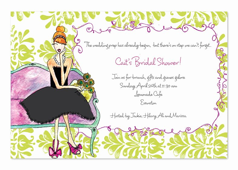 Goodbye Party Invitation Wording Elegant Stylish Little Dress Birthday Invitations by Invitation
