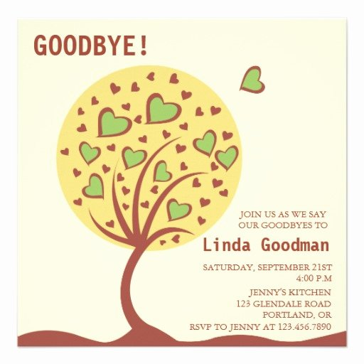 Goodbye Party Invitation Wording Luxury Job Quotes Farewell Invitation Quotesgram