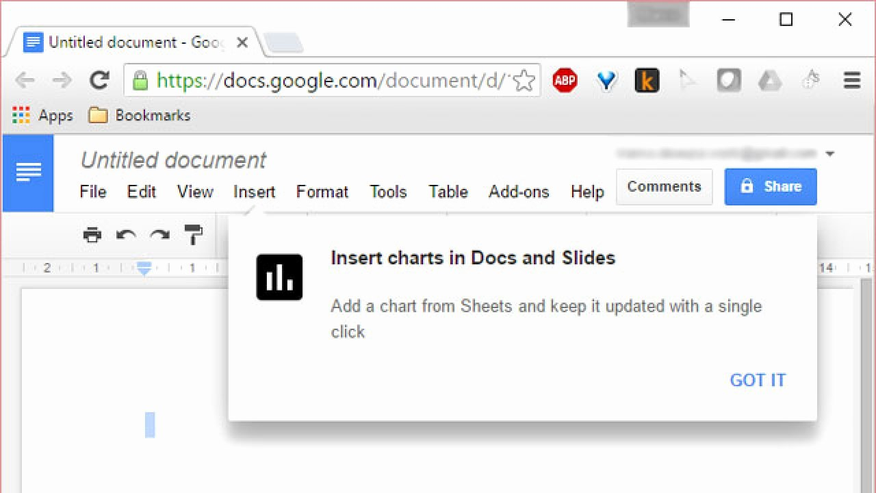 Google Docs Excel Template Awesome now Insert and Link Spreadsheet Charts Into Google Docs