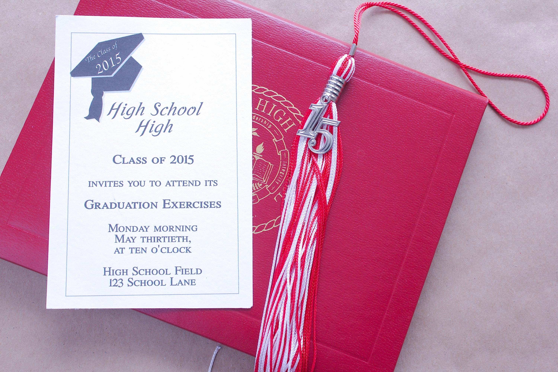 Graduation Ceremony Invitation Card Beautiful Graduation Invite Cards Graduation Ceremony Invitation