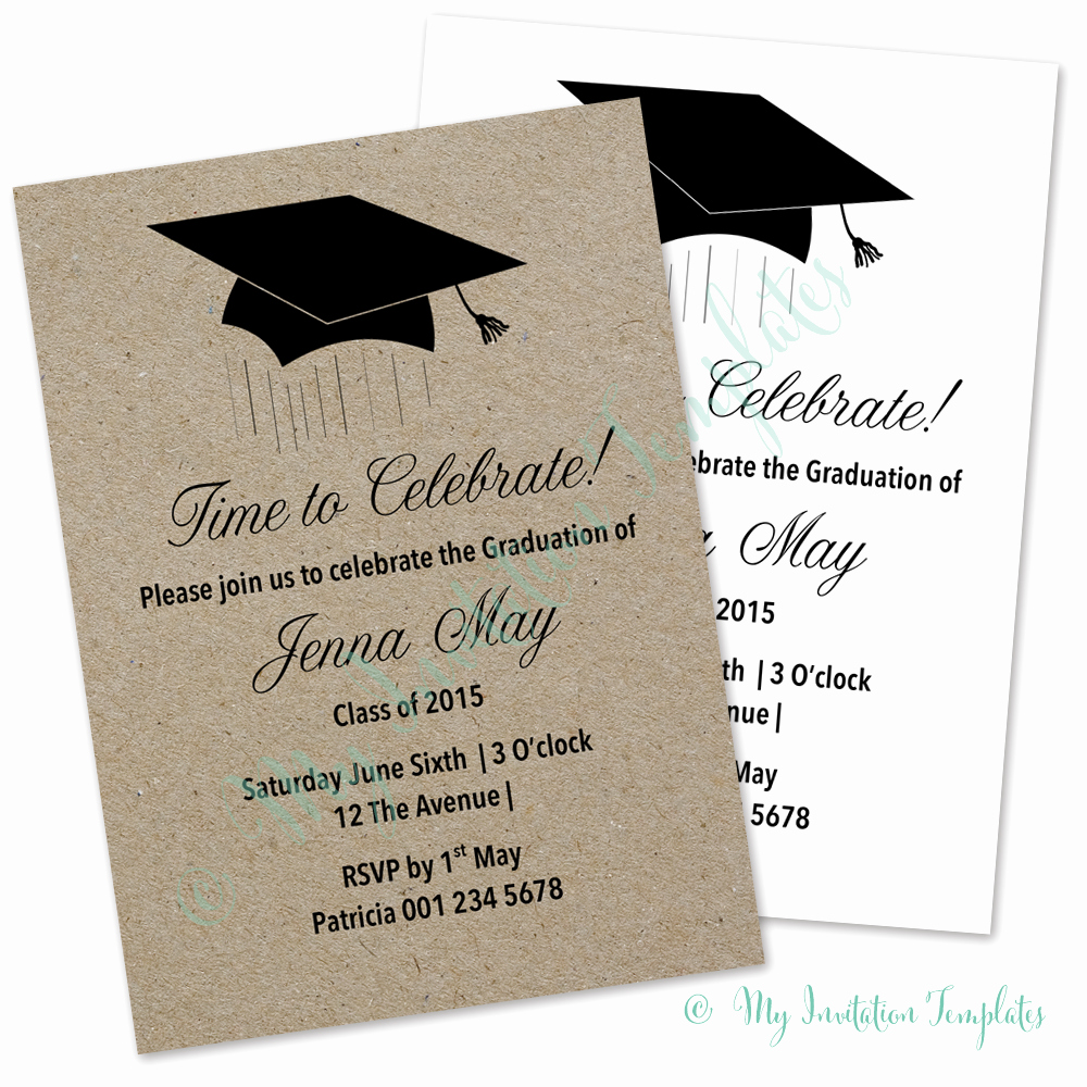 Graduation Ceremony Invitation Card Fresh Templates Elegant Graduation Ceremony Invitation Letter