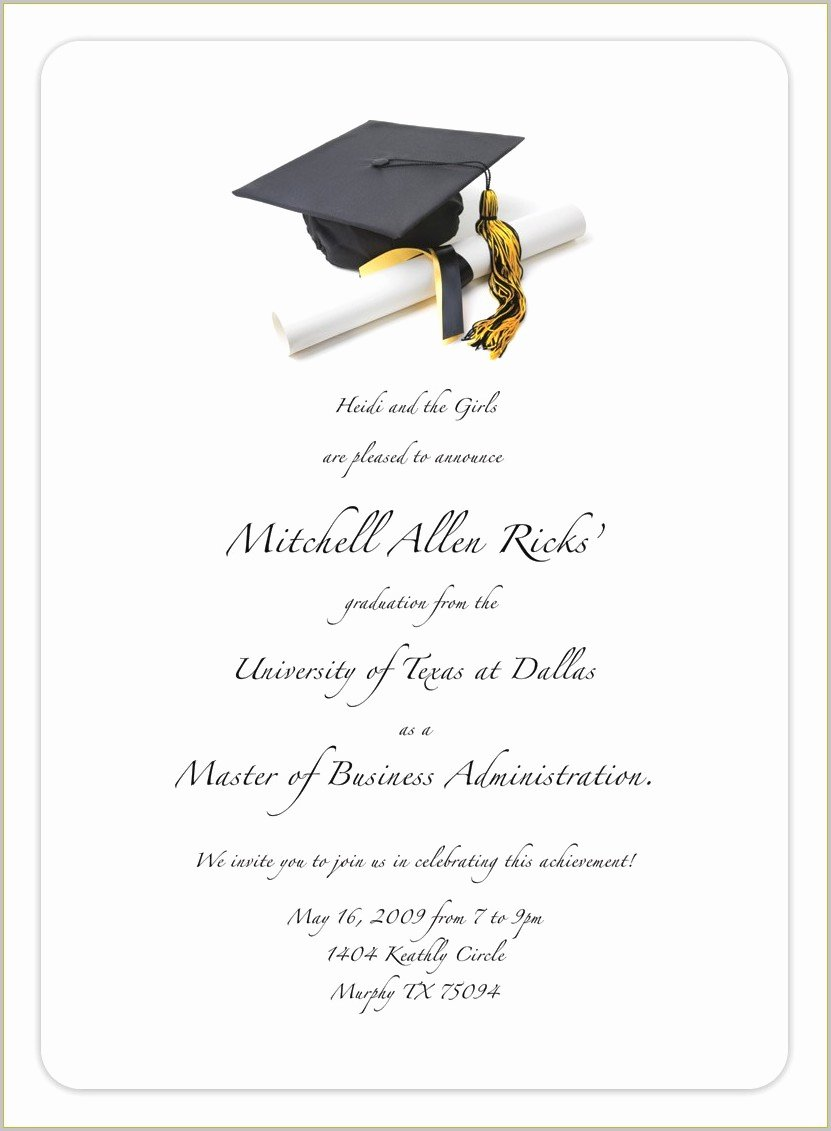 Graduation Invitation Cards Free Lovely Graduation Invitation Card Maker Free Templates 1 Resume