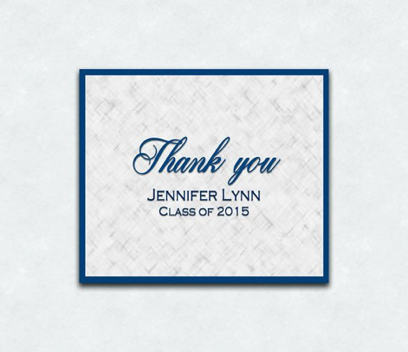 Graduation Thank You Examples Lovely 15 Graduation Thank You Notes – Free Sample Example