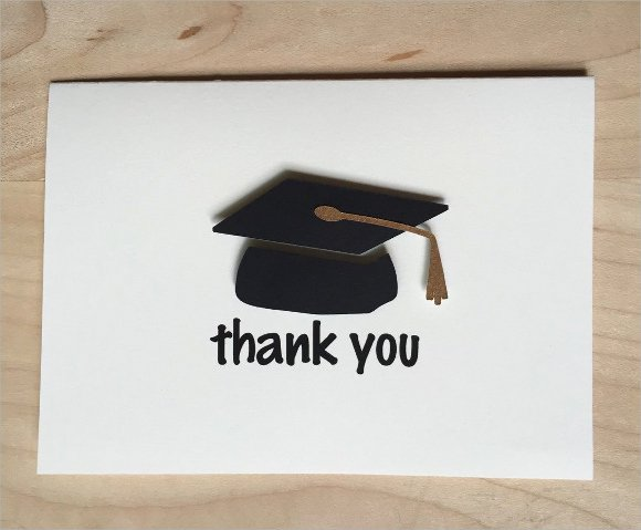 Graduation Thank You Samples Beautiful Inspirational Graduation Thank You Quotes for Family and
