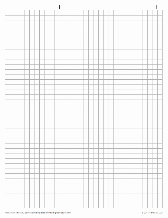 Graph Paper Printable Free Beautiful Printable Graph Paper Templates for Word