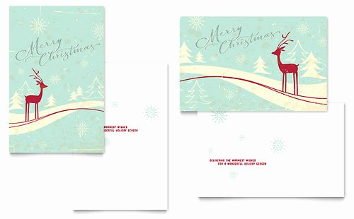 Greeting Card Templates for Word Lovely Free Greeting Card Template Microsoft Word & Publisher