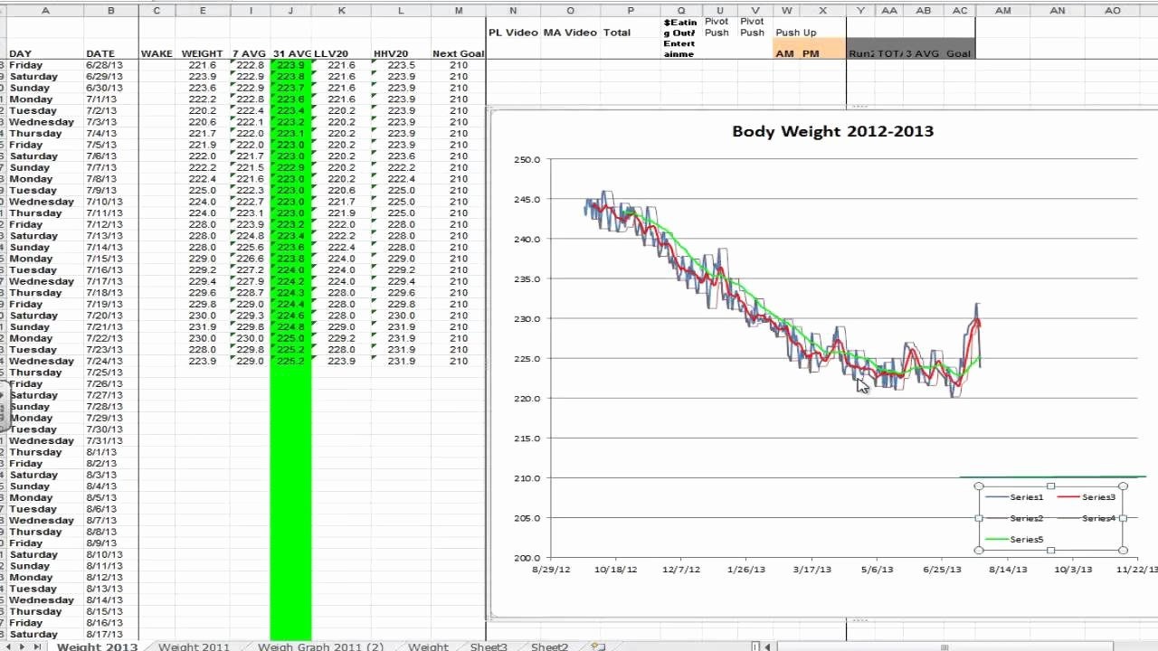 Group Weight Loss Tracker Lovely Group Weight Loss Tracker Spreadsheet Laobing Kaisuo