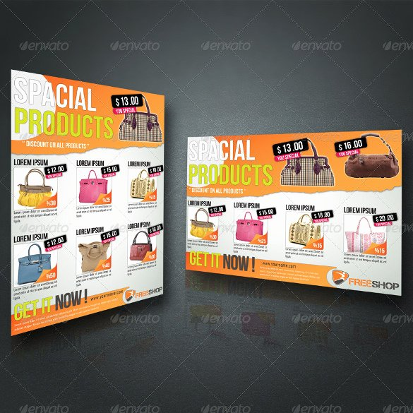 Half Page Advertisement Template Fresh Half Page Flyers 27 Free Psd Ai Vector Eps format
