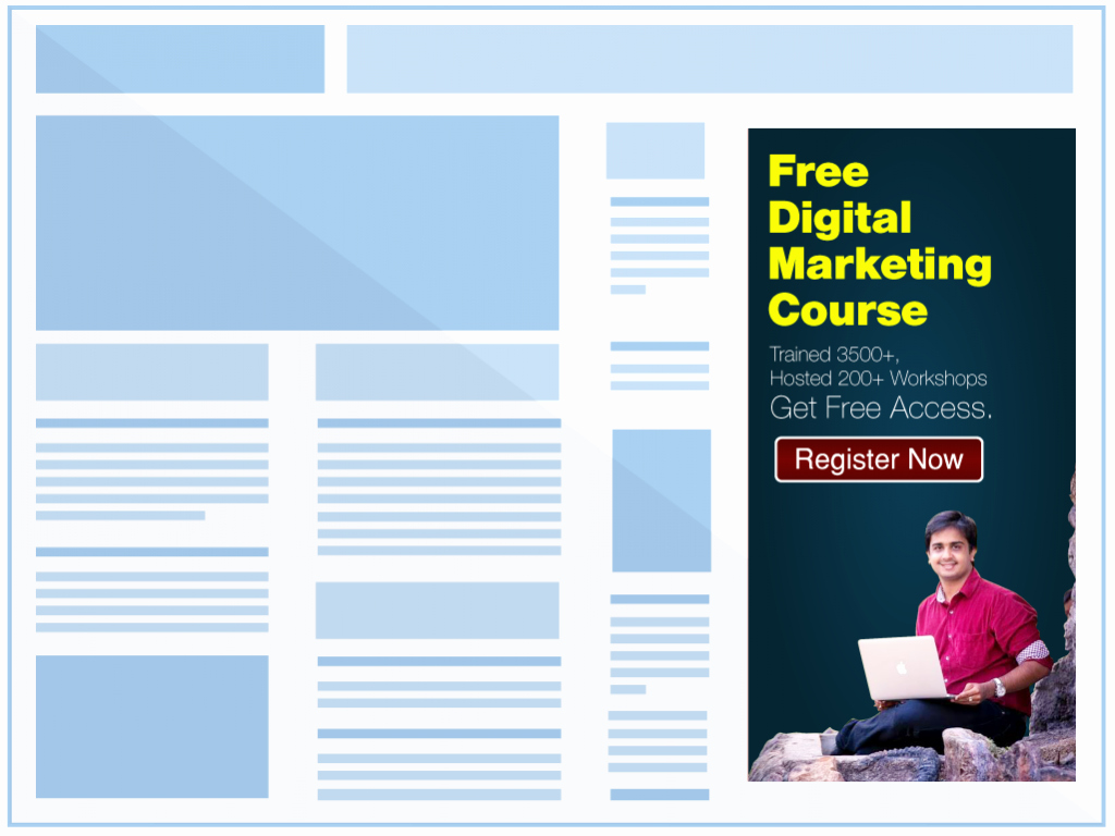 Half Page Advertisement Template Inspirational 5 Most Effective & Successful Google Display Banner Ads Sizes