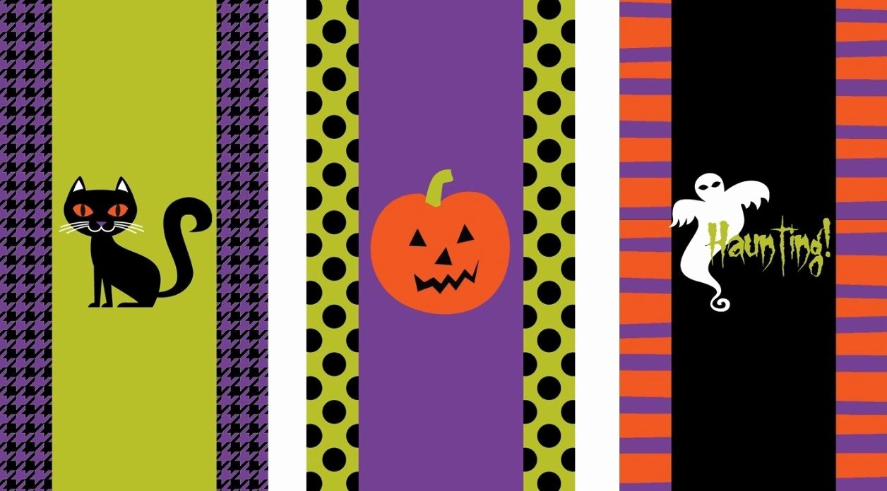 Halloween Candy Bar Wrappers Printables Awesome Craft the Day Halloween Printables to Personalize Your