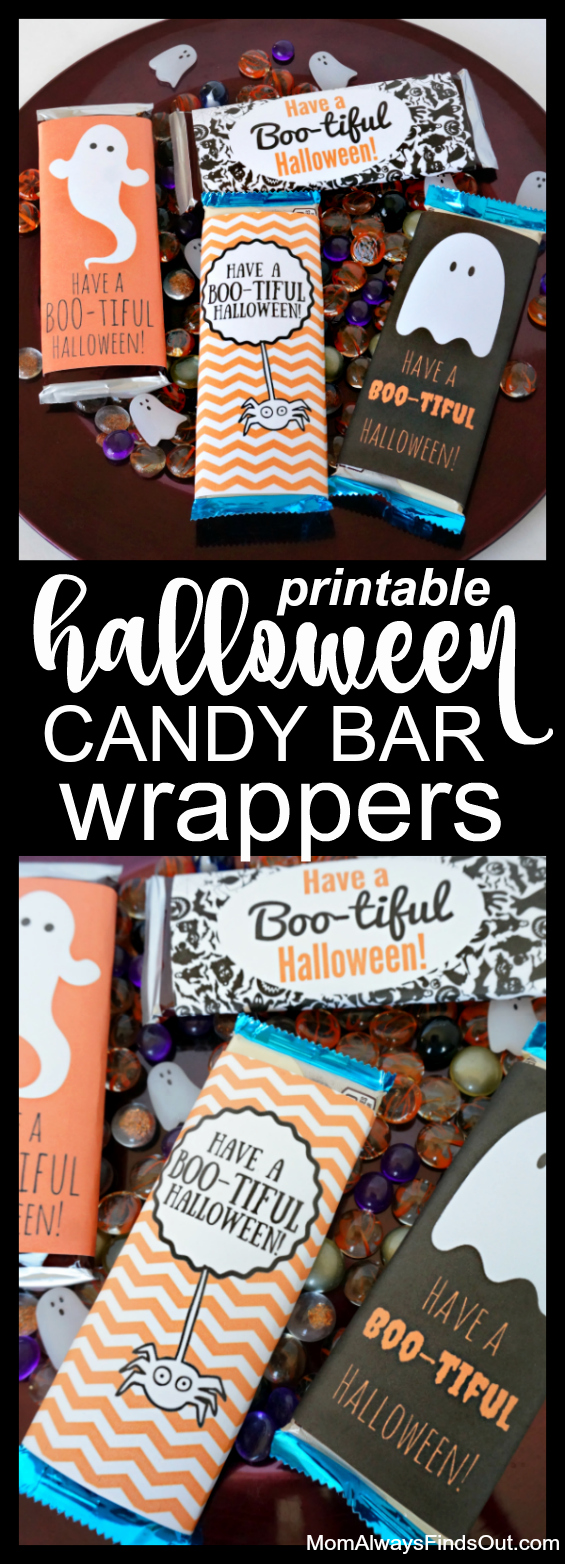 Halloween Candy Bar Wrappers Printables Elegant Have A Boo Tiful Halloween Printable Candy Bar Wrappers