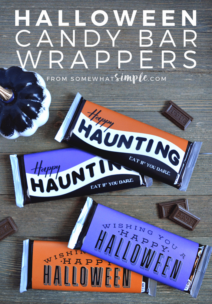 Halloween Candy Bar Wrappers Printables Fresh Halloween Candy Bar Wrappers somewhat Simple Printables