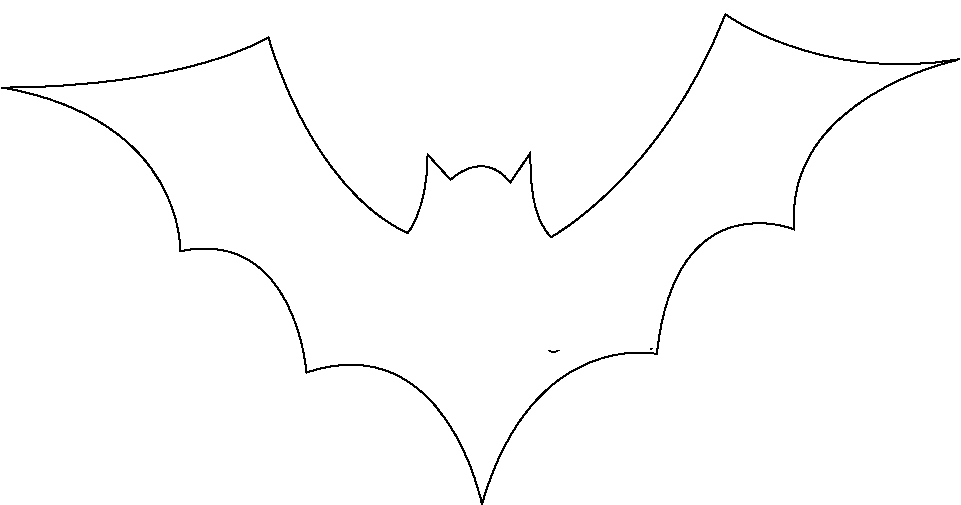 Halloween Templates to Cut Out Best Of Printable Halloween Decoration Cutouts