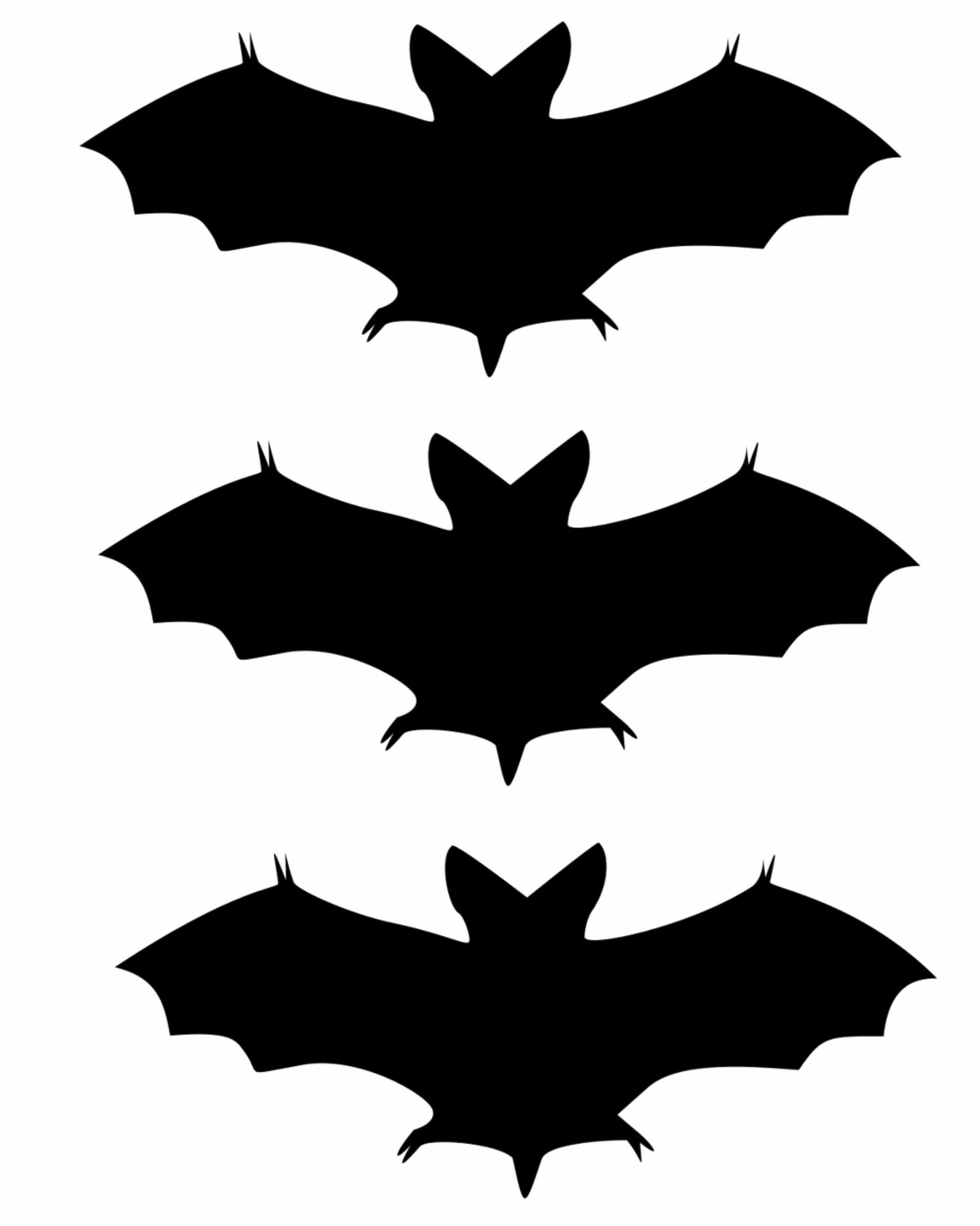Halloween Templates to Cut Out Lovely Silhouette Halloween Mantel