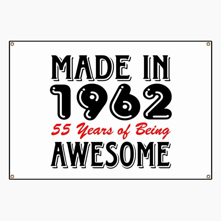 Happy 55th Birthday Images Fresh Happy 55th Birthday Happy 55th Birthday Banners & Signs
