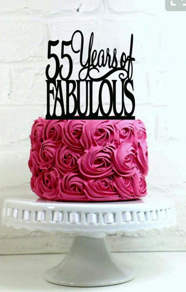 Happy 55th Birthday Images Inspirational 35 Best 55 & Fabulous Images On Pinterest