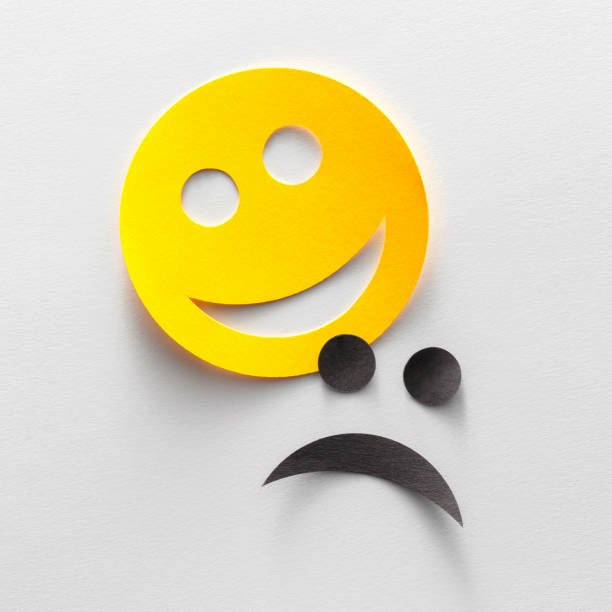 Happy and Sad Emoji Beautiful Royalty Free Sad Smiley Face and Stock