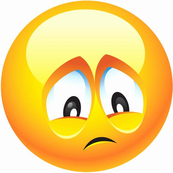Happy and Sad Emoji Fresh Tearful