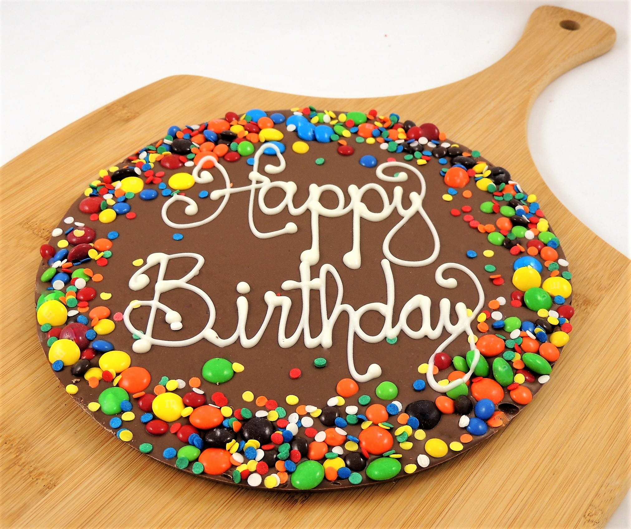 Happy Birthday Candy Images Beautiful Happy Birthday Chocolate Candy Chocolate Pizza