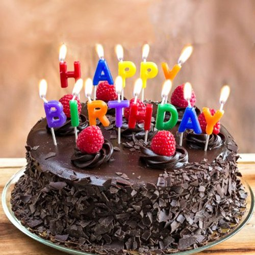 Happy Birthday Candy Images Lovely Happy Birthday Dark Truffle Chocolate Cake Best Price